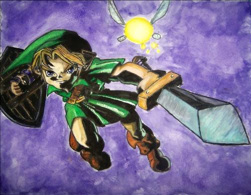 Zelda por vine